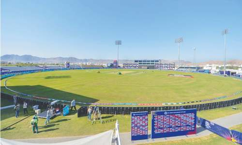 Minnows set for T20 World Cup attention in humble surroundings