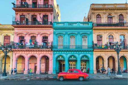 NON-FICTION: FROM HAVANA WITH LOVE