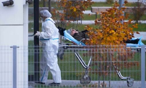 Daily death toll from Covid tops 1,000 in Russia for first time