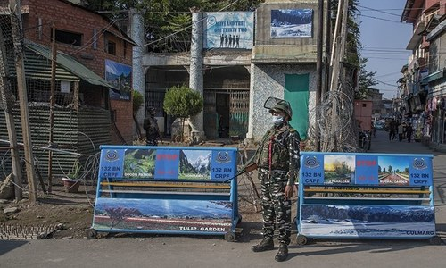 Another six killed in occupied Kashmir