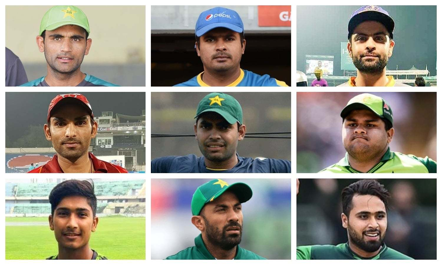 What would be your squad for Pakistan's T20 World Cup campaign?