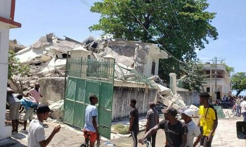 ہیٹی: بچوں، خواتین سمیت امریکی عیسائی مشنری کے 17 افراد اغوا