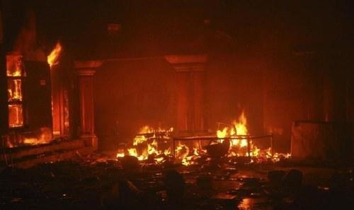 Seven of a family killed in Muzaffargarh house fire