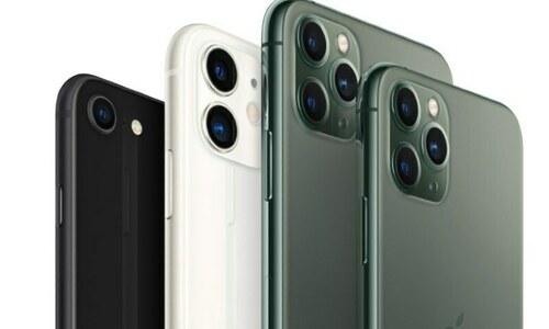ایپل ایک بار پھر دنیا کی دوسری بڑی اسمارٹ فون کمپنی بننے میں کامیاب