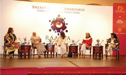 Women urged to go for regular checkups for breast cancer
