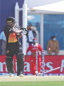 Zeeshan helps Oman whip debutants PNG in opening tie