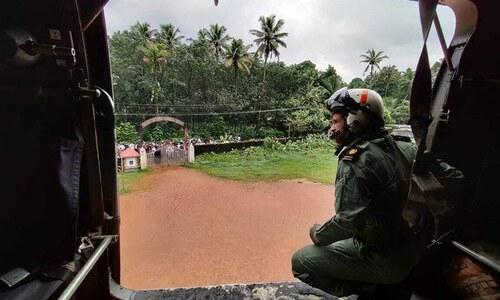Landslides, floods leave 25 dead in India
