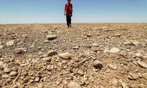 Climate change a double blow for oil-rich Mideast, say experts