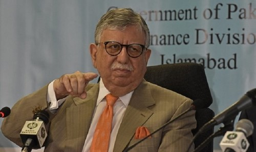Tarin says reports of govt's talks with IMF having failed 'totally wrong'