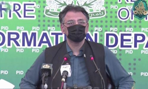 'No immediate relief' from soaring prices, says Asad Umar