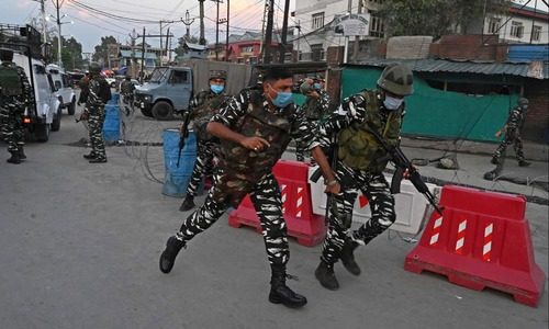 Explainer: What is behind the recent surge in violence in Indian-occupied Kashmir?
