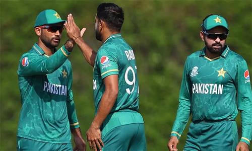 ٹی ٹوئنٹی ورلڈ کپ: ویسٹ انڈیز نے پاکستان کو وارم اپ میچ میں 131 رنز کا ہدف دے دیا