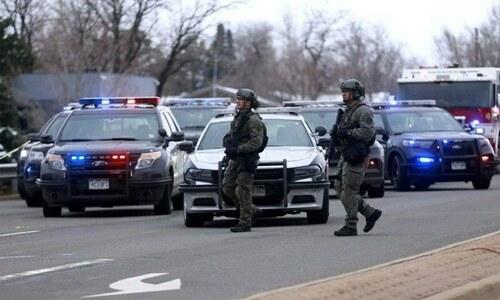 امریکی ریاست لوزیانا کی یونیورسٹی میں فائرنگ، ایک شخص ہلاک، 7زخمی