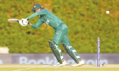 Babar, Fakhar shine as Pakistan crush WI in warm-up tie