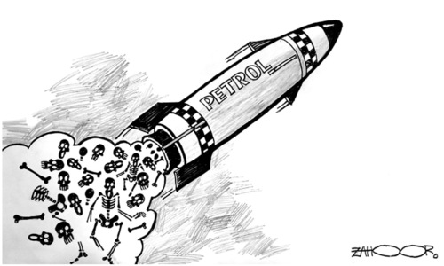 Cartoon: 19 October, 2021