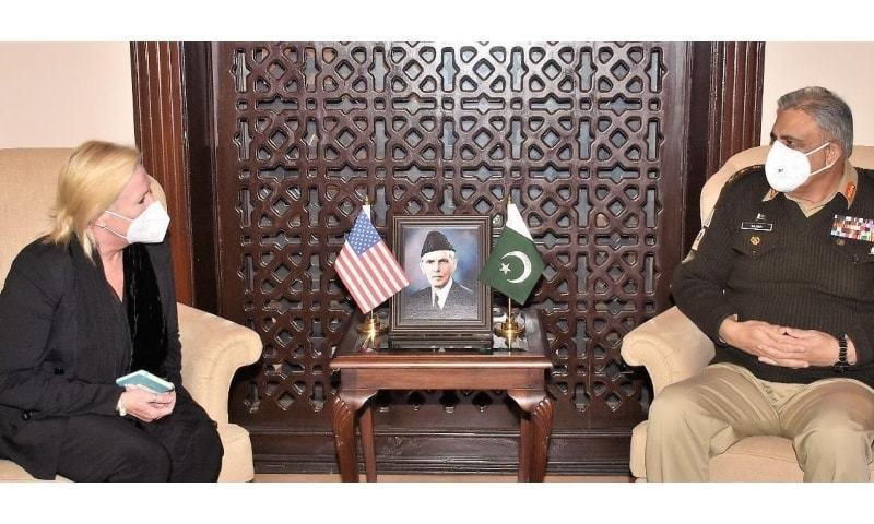 Bajwa stresses Pakistan's desire for 'enduring ties' with US