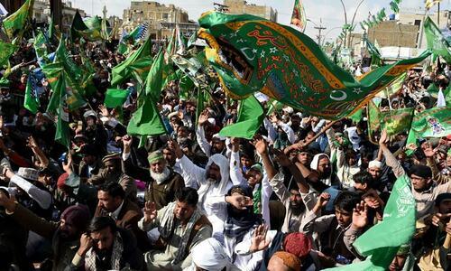 ملک بھر میں جشنِ عید میلاد النبیﷺ مذہبی عقیدت و احترام کے ساتھ منایا جارہا ہے