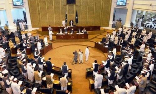 Legislation to regularise ex-Fata project employees put off