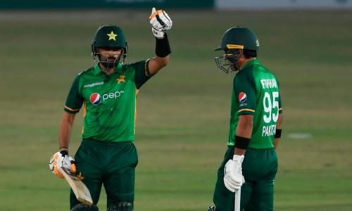 ٹی20 ورلڈ کپ 2021ء: پاکستان نے خطرے کی گھنٹی بجا دی