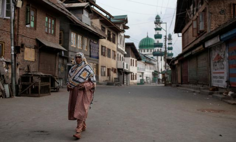 Dubai signs deal to build infrastructure in occupied Kashmir: Indian govt
