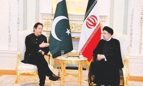 ایران کا پاکستان سے سفری پابندیاں ختم کرنے کا مطالبہ