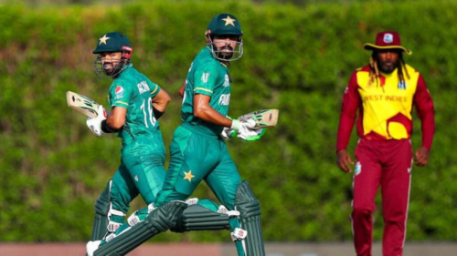 Netizens can't get enough of Babar Azam after Pakistan's warm-up win against the West Indies