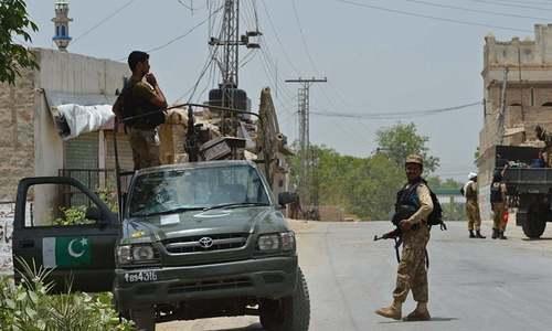 Sepoy martyred in North Waziristan attack