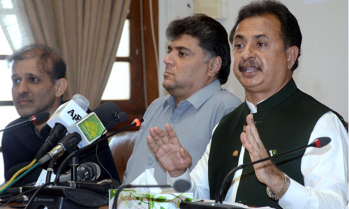PPP squanders away public money on party's programmes, say PTI leaders