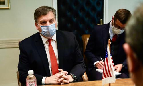 Biden nominates Middle East expert Donald Blome as new US ambassador to Pakistan
