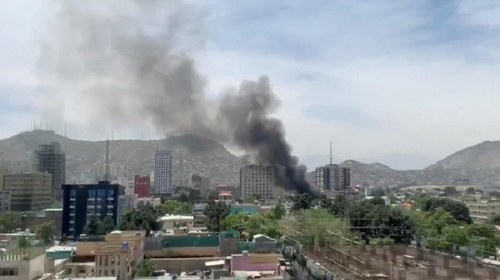 2 Taliban fighters, 4 school children wounded in Kabul grenade attack
