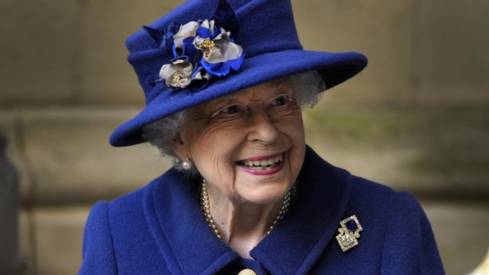 Thanks but no thanks: UK queen turns down Oldie of the Year title