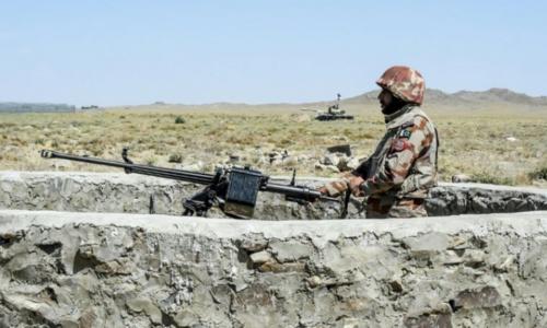 خیبر پختونخوا: دو حملوں میں 5 سیکیورٹی اہلکار شہید