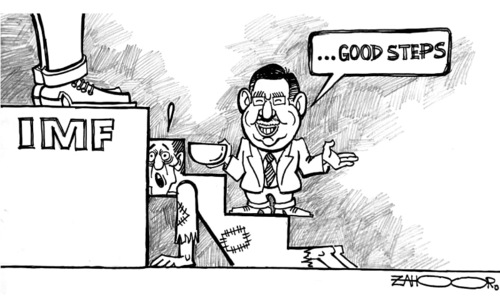 Cartoon: 21 October, 2021