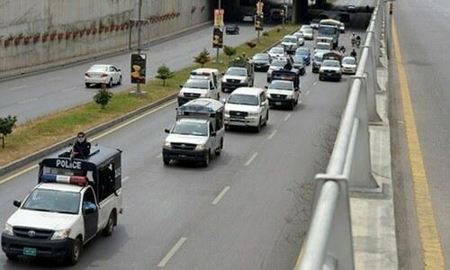 وی آئی پیز، سینئر بیوروکریٹس کے سیکیورٹی پروٹوکول میں کمی کردی گئی