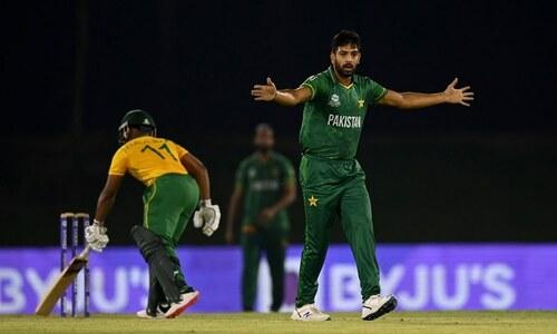 'حارث رؤف اور حسن علی کا شکریہ جنہوں نے جنوبی افریقہ کیلئے کھیلنا پسند کیا'