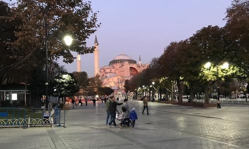 سفرِ ترکی قبل از لاک ڈاؤن اور بعد از لاک ڈاؤن (دوسرا حصہ)