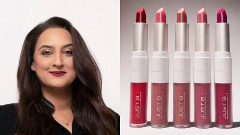 Makeup artist Bina Khan has written a love letter to desi women and it's called Just B Cosmetics