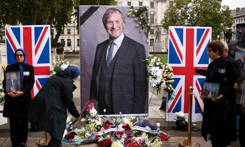 'Act of terror': London man charged with murder of British lawmaker