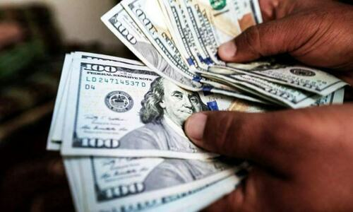 Dollar hits new high of Rs174.10 in interbank market
