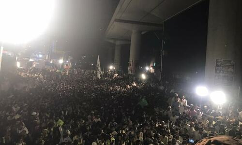 TLP announces 'long march' to Islamabad tomorrow