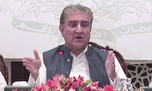 Pakistan to give humanitarian assistance worth Rs5bn to Afghanistan, says Qureshi after Kabul visit