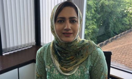 Journalist Asma Shirazi faces wrath of ministers