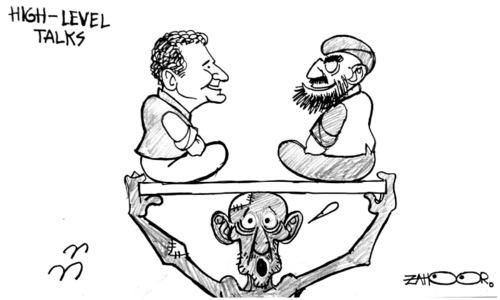 Cartoon: 22 October, 2021