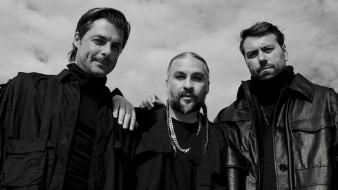 DJ trio Swedish House Mafia are back and they've dropped a new track with The Weeknd