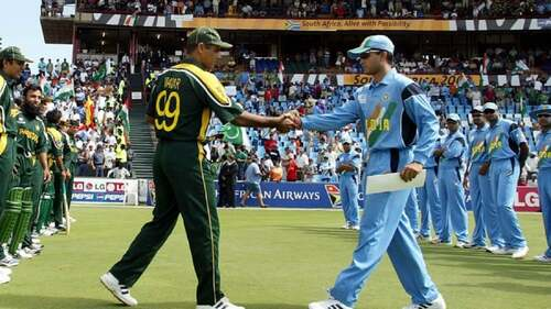 A look at the first meetings of Pak vs India cricket rivalry