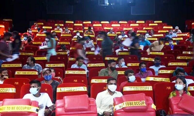 اٹھارہ ماہ بعد ممبئی میں سینما کھل گئے