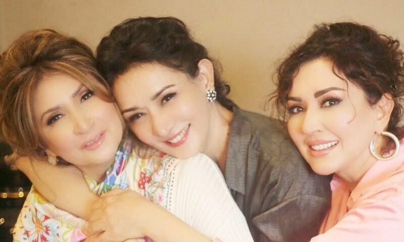 والدہ کے حوالے سے علی عظمت کے نامناسب الفاظ پر نورجہاں کی بیٹیاں نالاں