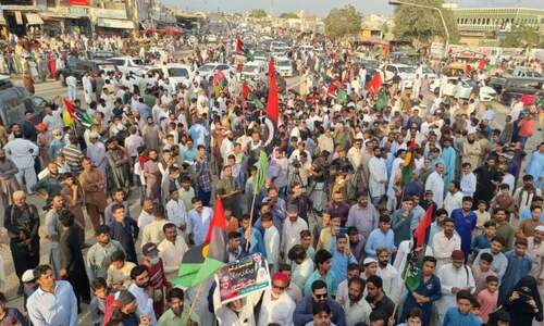 Opposition parties take to streets across Pakistan against 'back-breaking' inflation