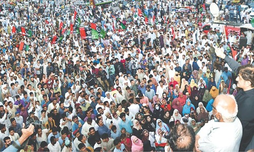 PPP says only Bilawal can steer country out of crisis
