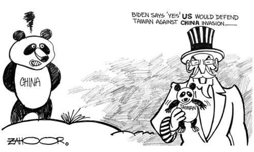 Cartoon: 23 October, 2021